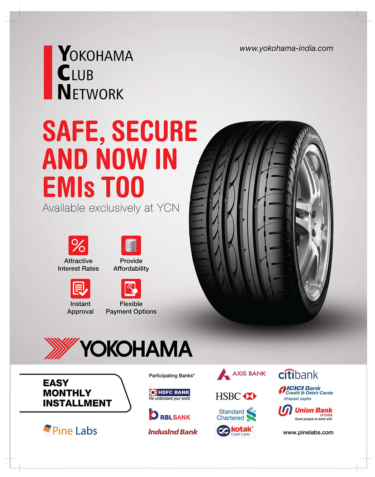 yokohama india promotions suv tyers best tyres